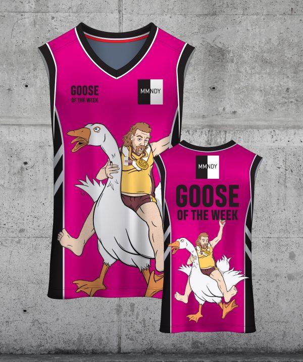 Goose Of The Week Singlet