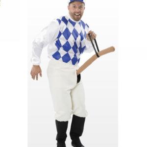 Knob Jockey Costume