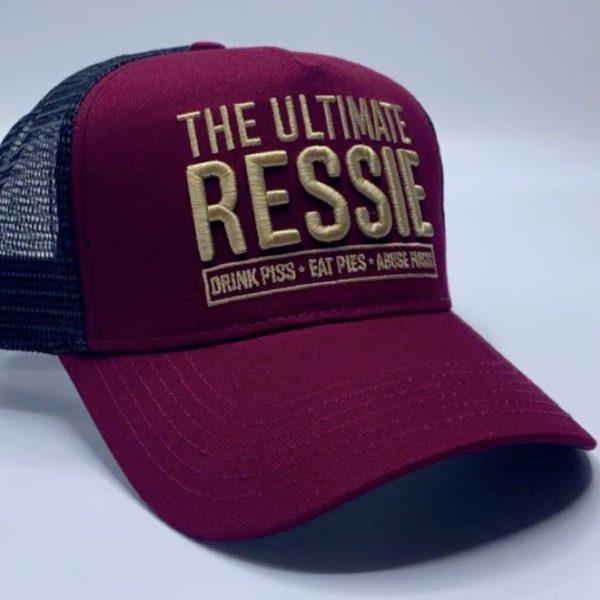 Ultimate Ressie Trucker