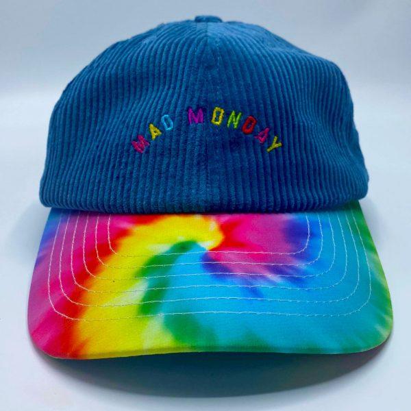 Tie Dye Dad Cap