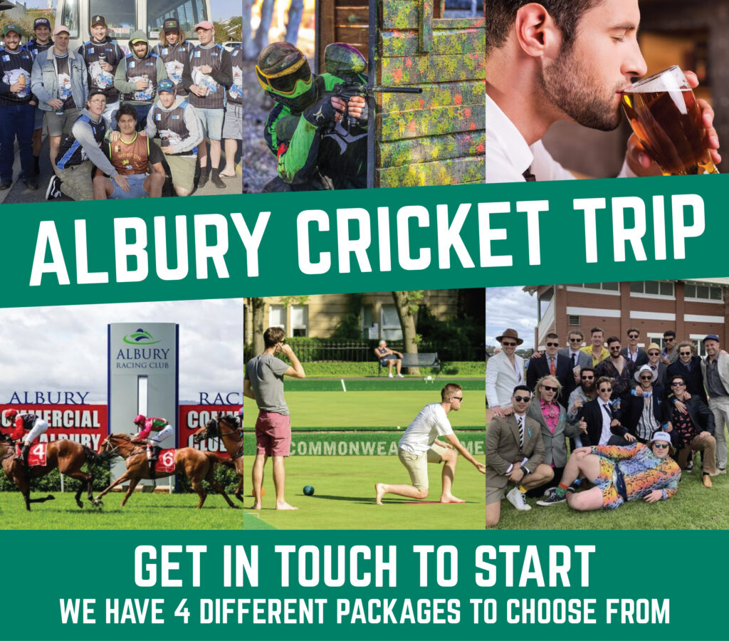 Albury Cricket Trips