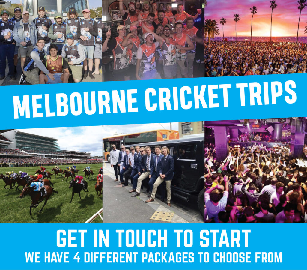 Melbourne Cricket Trips