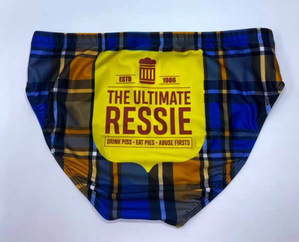 Ultimate Ressie Dic Stickers