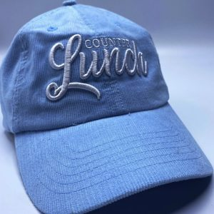 Counter Lunch Dad Cap