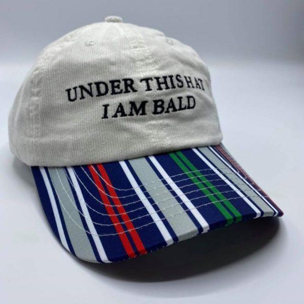 Bald Dad Cap