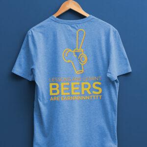 Beers Earnt