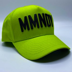 Green Mad Monday Hat