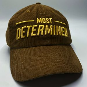 Most Determined Dad Cap