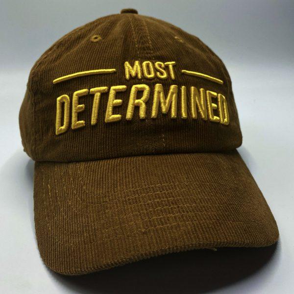Most Determined Dad Cap