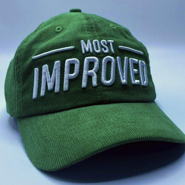Most Improved Dad Cap