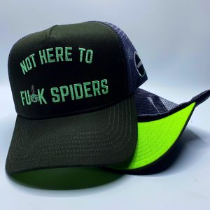 Spiders Trucker Hat
