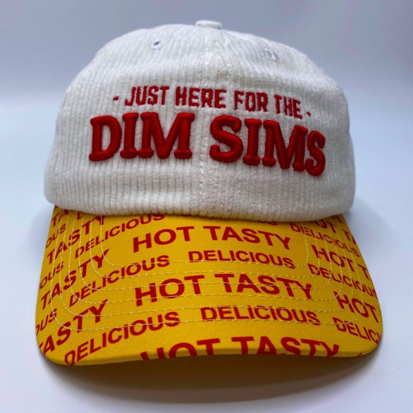 Just Here For The Dim Sims Dad